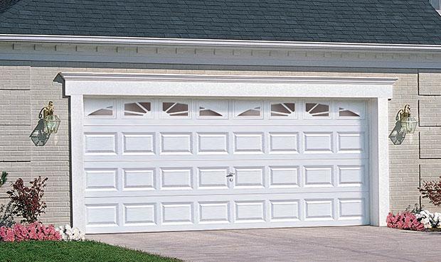 Classic value plus series apex garage doors service for Wind code garage doors