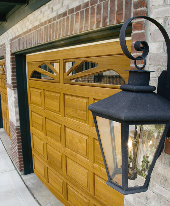 Classic Wood Collection Apex Garage Doors Service